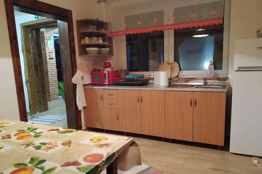 Cozinha partilhada