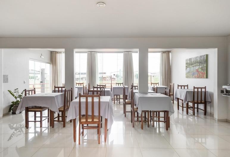 OYO Nosso Hotel, Campo Grande, Frühstücksbereich