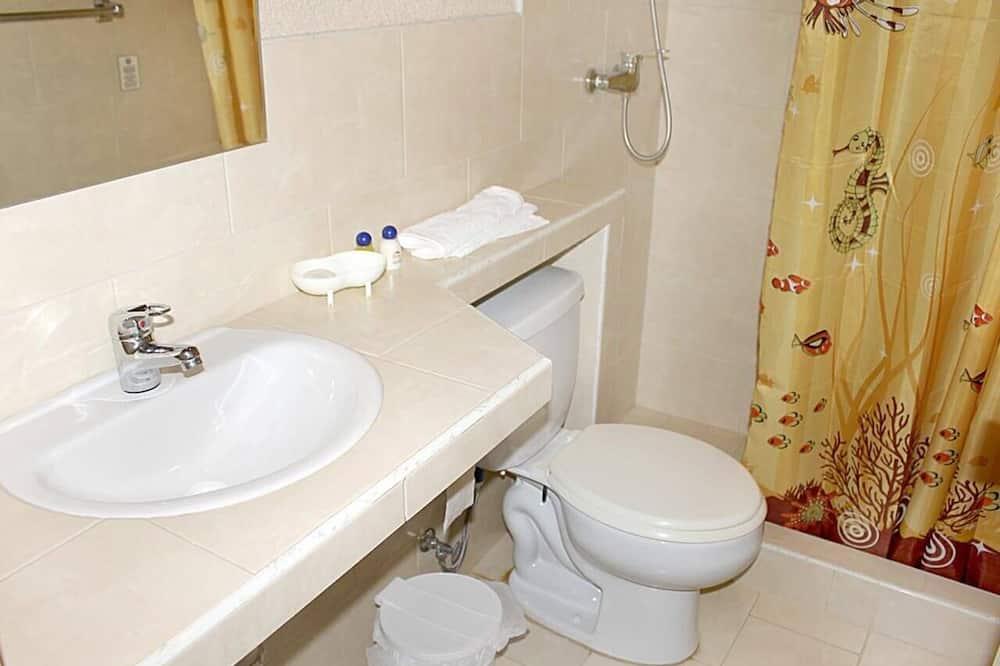 尊爵三人房 - 浴室