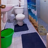 Čtyřlůžkový pokoj typu Elite - Koupelna