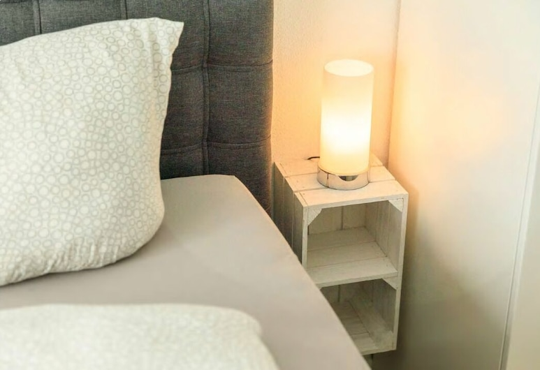 Modern Apartment in City Center, Wuerzburg, Studio (incl. EUR 40 cleaning fee), Pokoj