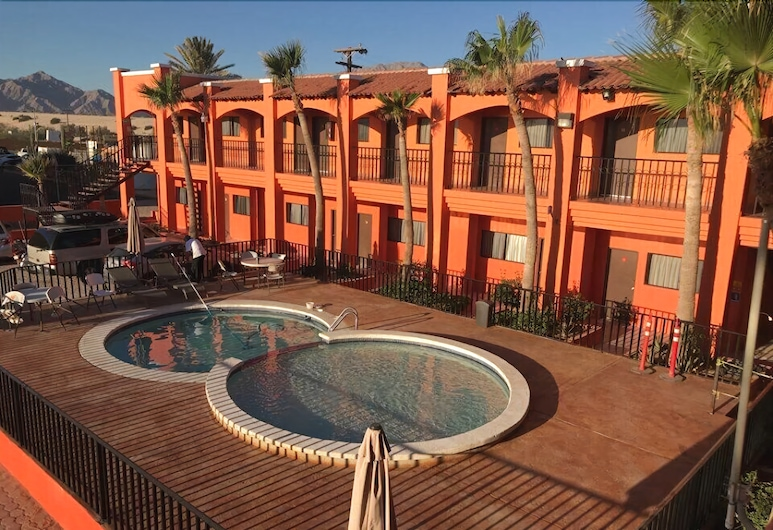 San Felipe Beach Hotel, San Felipe, Bassein