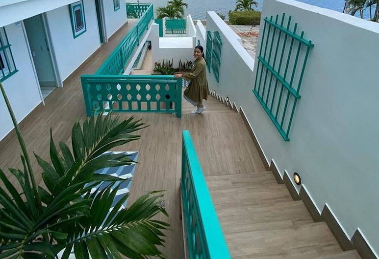 Hotel Casa Turquesa, Flores