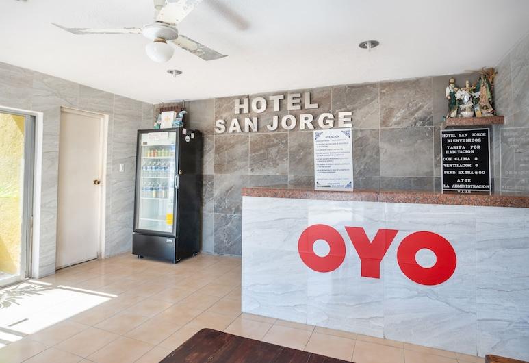 Hotel San Jorge, Cancún, Reception