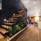 Апартаменты «Делюкс», 3 спальни, 2 ванные комнаты - Зона гостиной