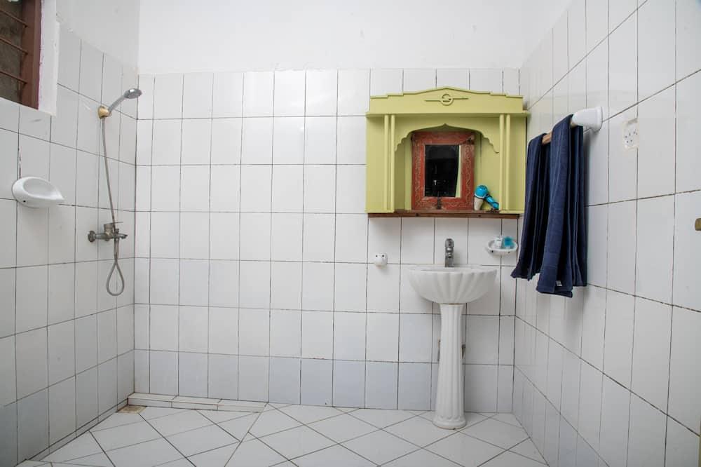 Poilsio namelis su patogumais - Vonios kambarys