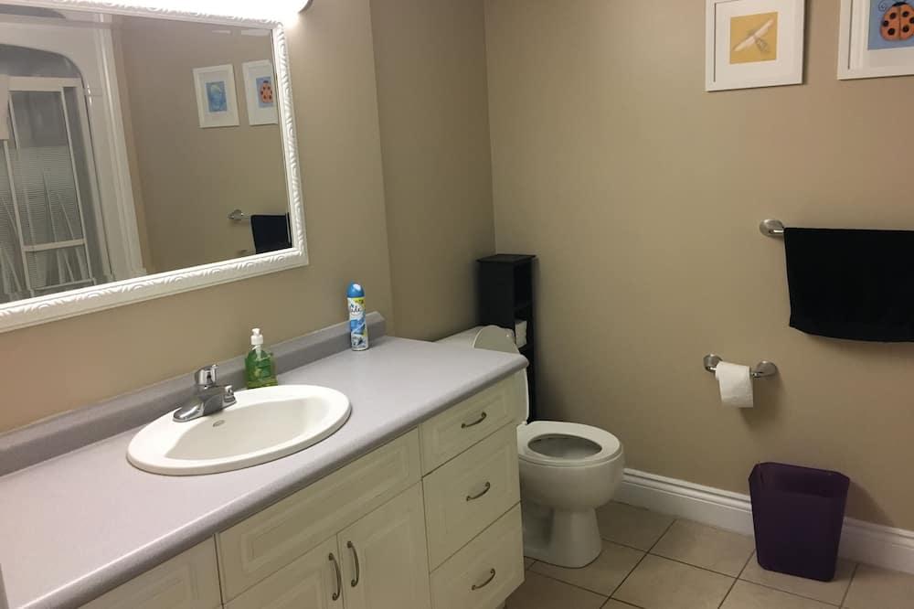 Клубне шале - Ванна кімната