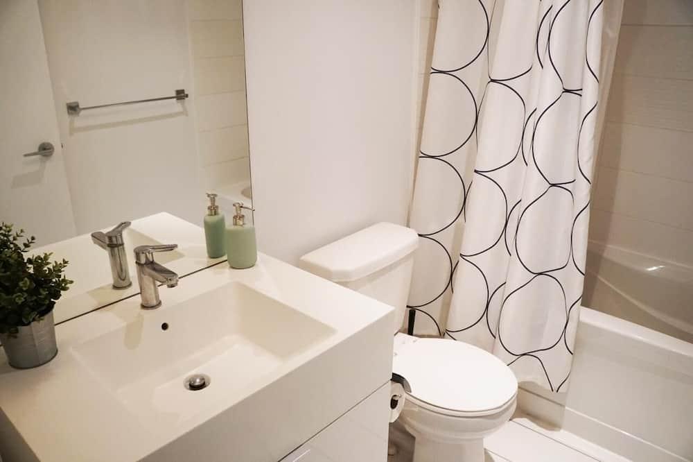 ビジネス アパートメント - バスルーム