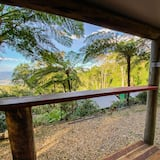 Family Tent, Shared Bathroom - Balcony View