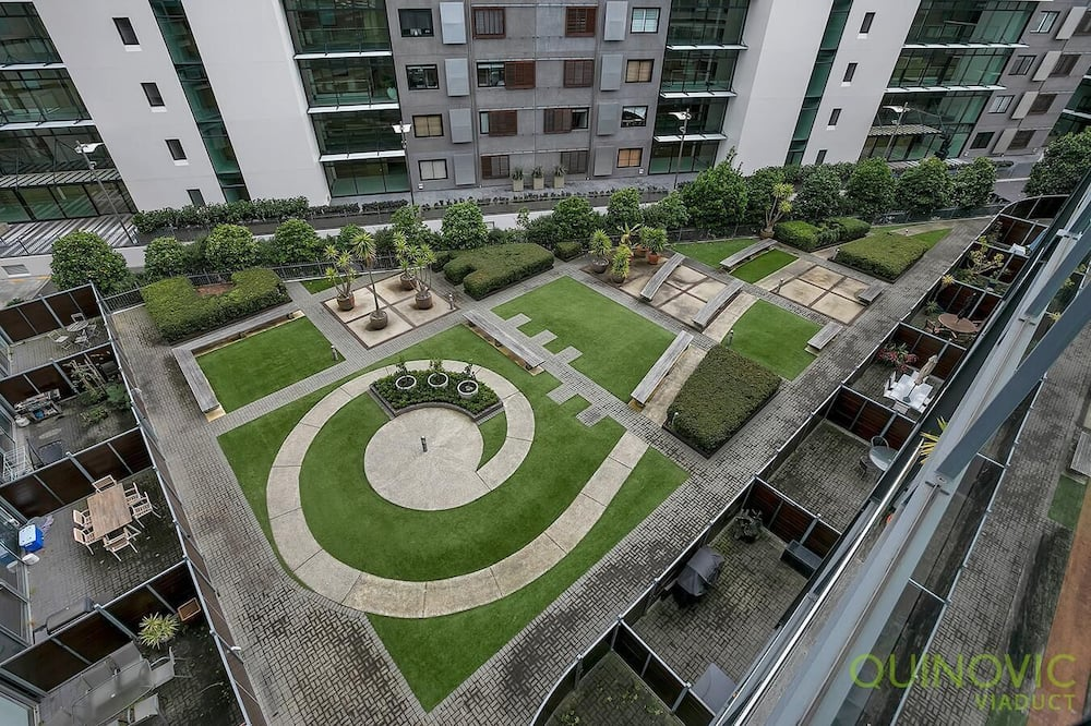 Appartamento - Vista giardino