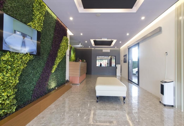 TT Dorf Hotel Taiping, Taiping, Tempat Duduk di Lobi