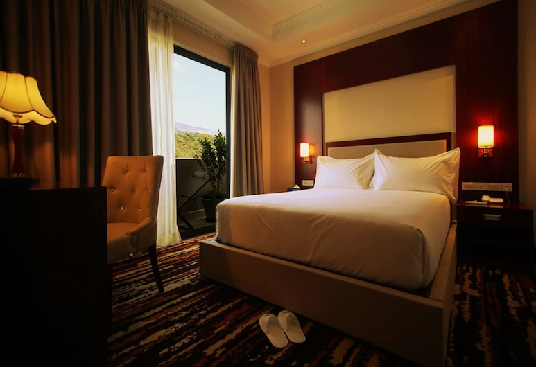 Daamat Hotel, Addis Ababa, Family Room, Guest Room