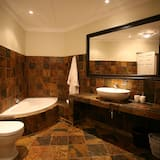 Deluxe Double or Twin Room (Rosé Room) - Bathroom