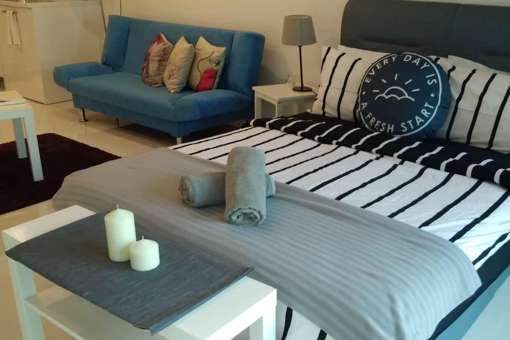 Apartment (Studio) - Ruang Tamu