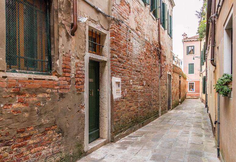 Gold Venetian New Style Ca' D'Oro, Venetsia, Majoitusliikkeen sisäänkäynti