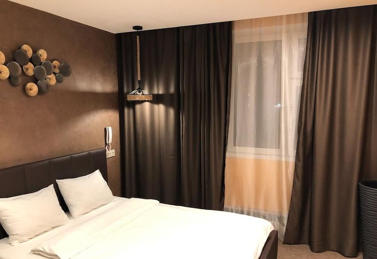 Simple Rooms, מוסקבה, חדר סיגנצ'ור זוגי, חדר אורחים