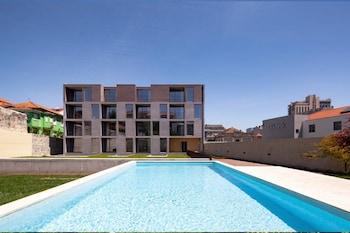 波多波爾圖安塞爾莫公寓飯店的相片