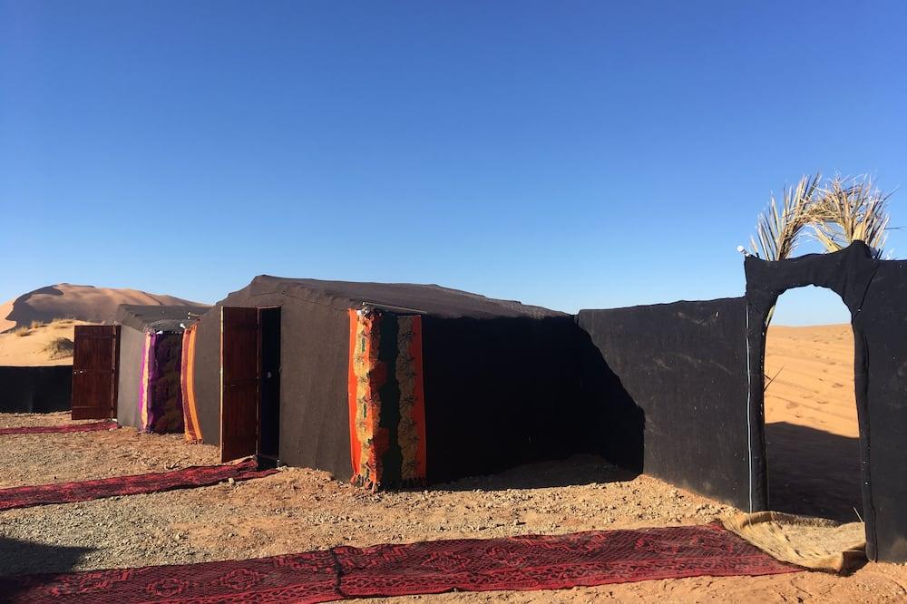 Telt – basic (Twin) - Gjesterom