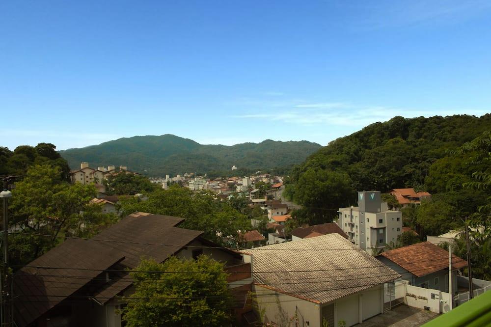 Eenvoudige studio (06) - Uitzicht op bergen