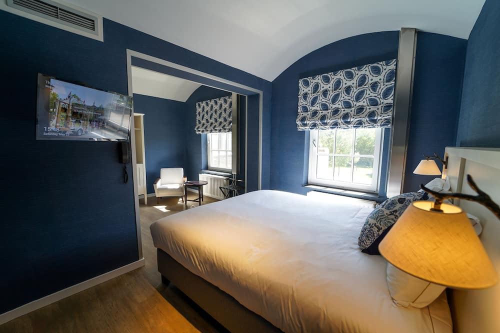 Habitación superior - Sala de estar