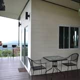 Casa en el árbol romántica - Balcón