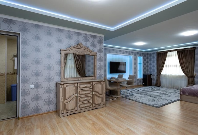 The Rooms Inn Hotel, Tashkent, Suite, Private Bathroom (1), Guest Room