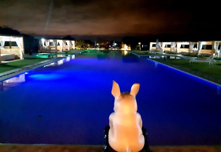 農場溫泉旅館, Marrakech, 室外泳池