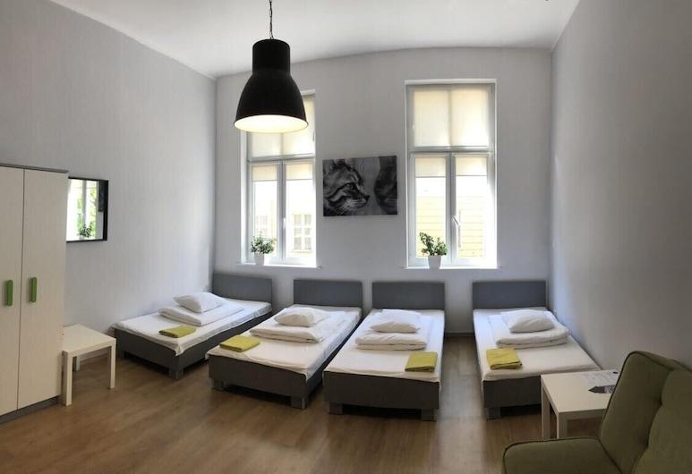 Green Hostel, Poznan, Standard Ortak Ranzalı Oda, Karma Ranzalı Oda (1 bed in shared dormitory), Oda