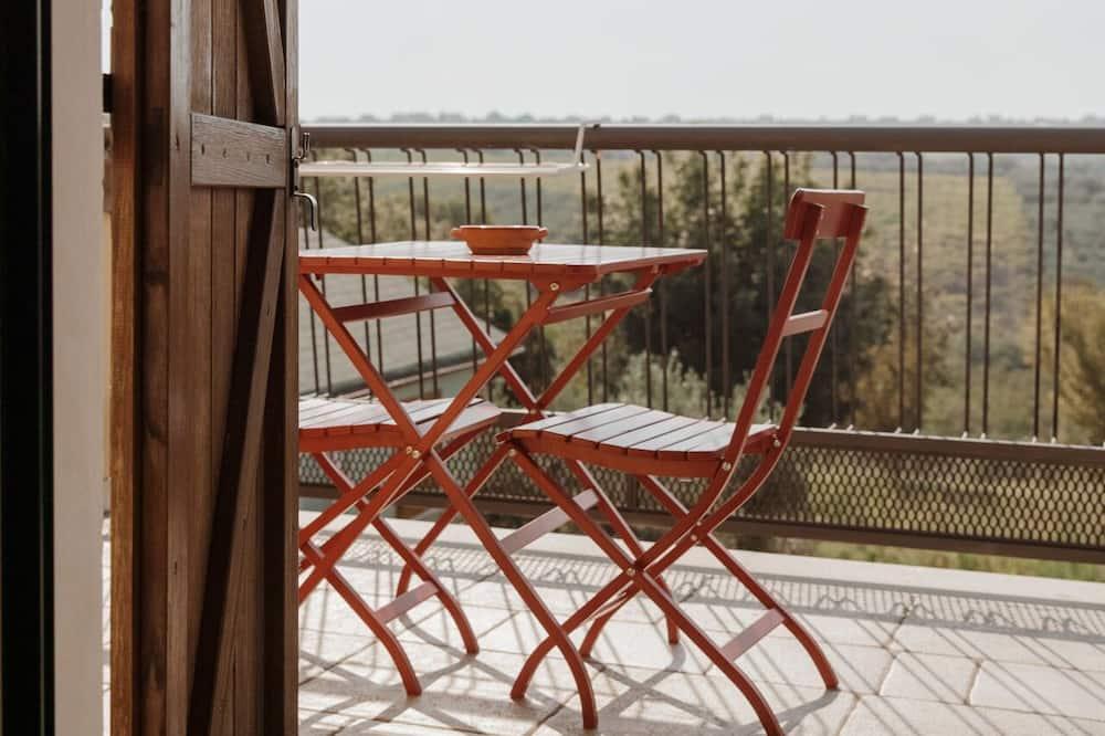 Apart Daire, 1 Yatak Odası (Lirica) - Teras/Veranda
