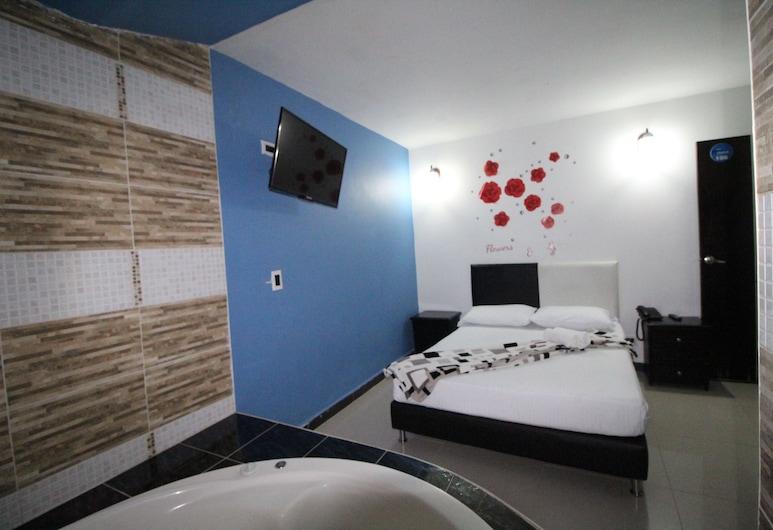 Hotel Confort Obelisk, Medellin, Honeymoon Double Room, Guest Room