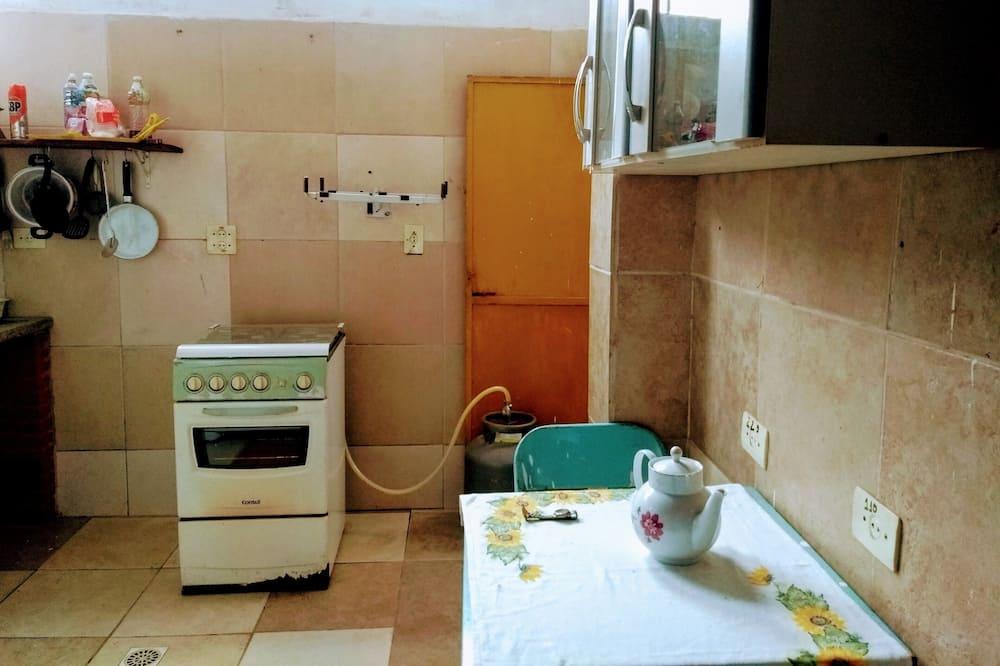 Spoločná zdieľaná izba typu Basic - Vybavenie spoločnej kuchyne