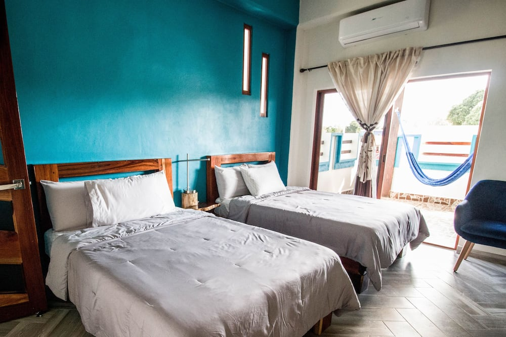 Luxury Room, 2 Double Beds, Terrace - Guest Room