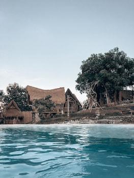Nuotrauka: Penida Bambu Green Villas, Penida sala