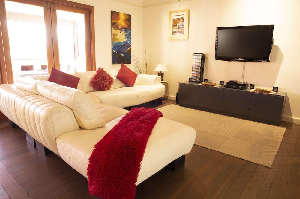 Casa familiar - Sala de estar