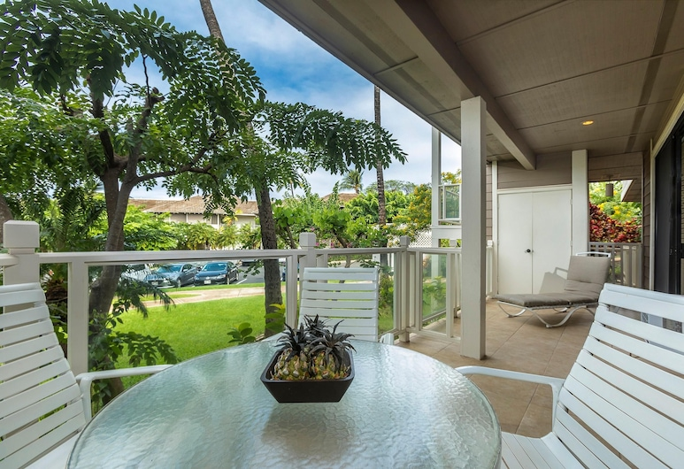 Grand Champions Two Bedrooms by Coldwell Banker Island Vacations, Kīhei, Apartment, 2Schlafzimmer, Balkon