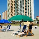 Resortwoning, 3 slaapkamers - Strand