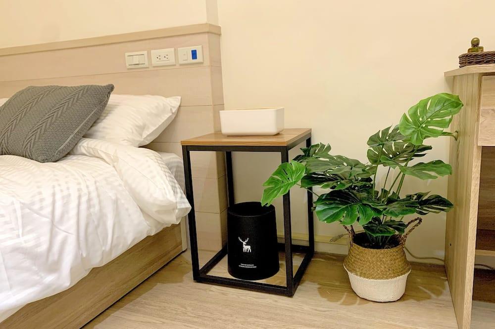 Habitación doble básica - Sala de estar