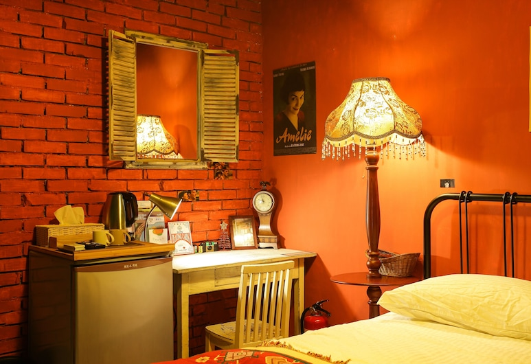 13 Chang, Tainan, Double Room, Guest Room