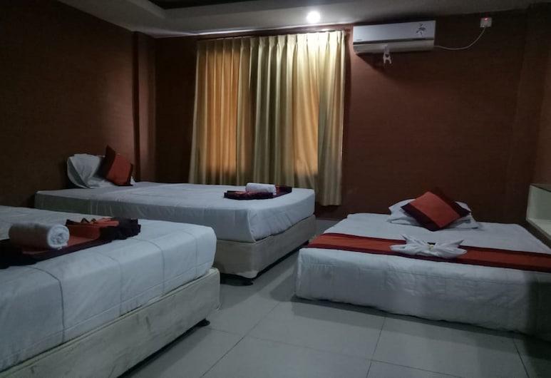 Capital O 2533 Shita Bali Hotel, Jimbaran, Suite familiar, Habitación