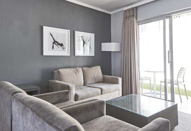 The Residency Hurlingham , Sandton, Apartmán, 2 spálne, Obývačka