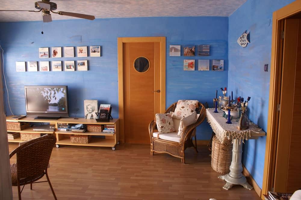 Dzīvokļnumurs, četras guļamistabas - Dzīvojamā zona