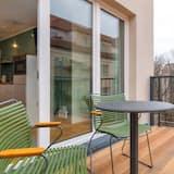 Luksusa numurs ar papildu ērtībām - Balkons