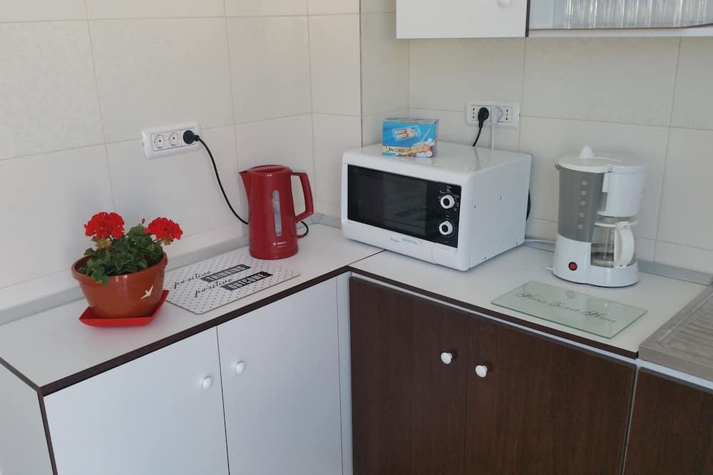 Kamar Double Superior - Fasilitas dapur bersama
