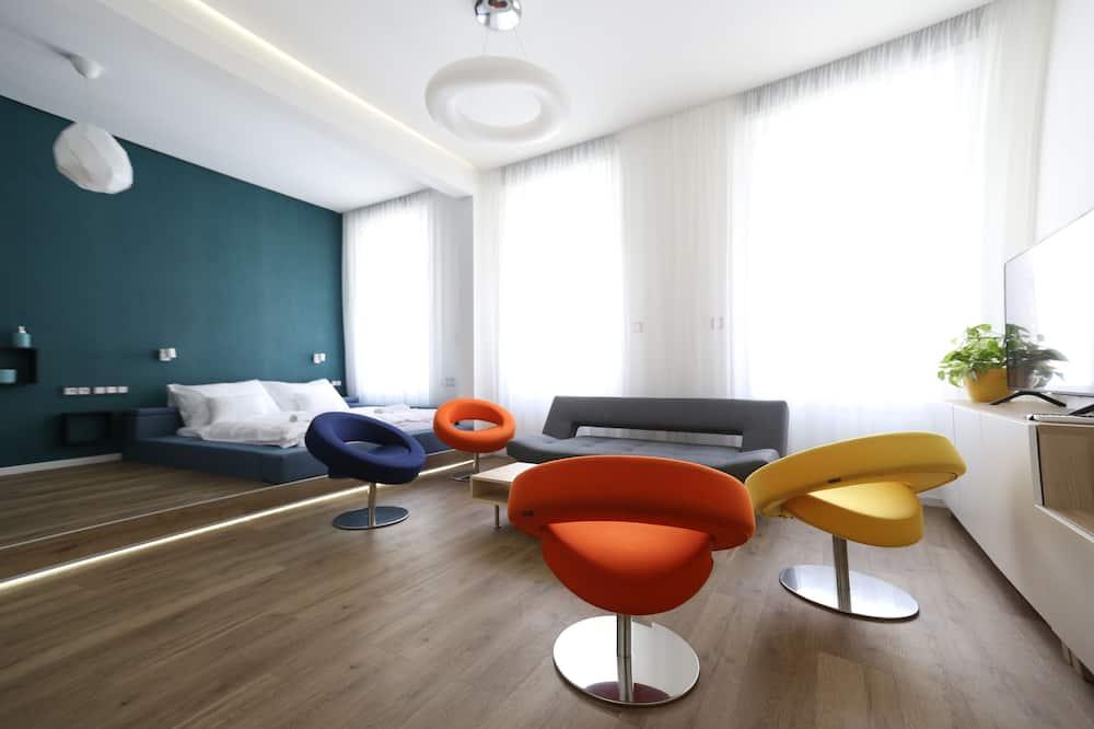Lyxstudio - Vardagsrum