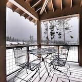 Ferienhütte, 4Schlafzimmer - Balkon