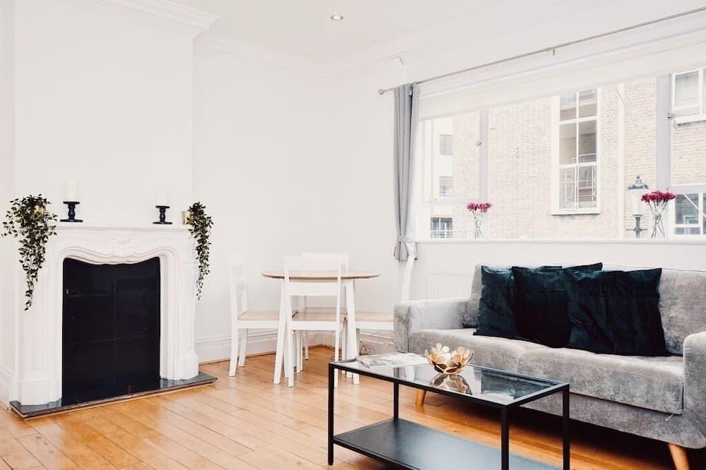 Апартаменти категорії «Superior» - Вітальня