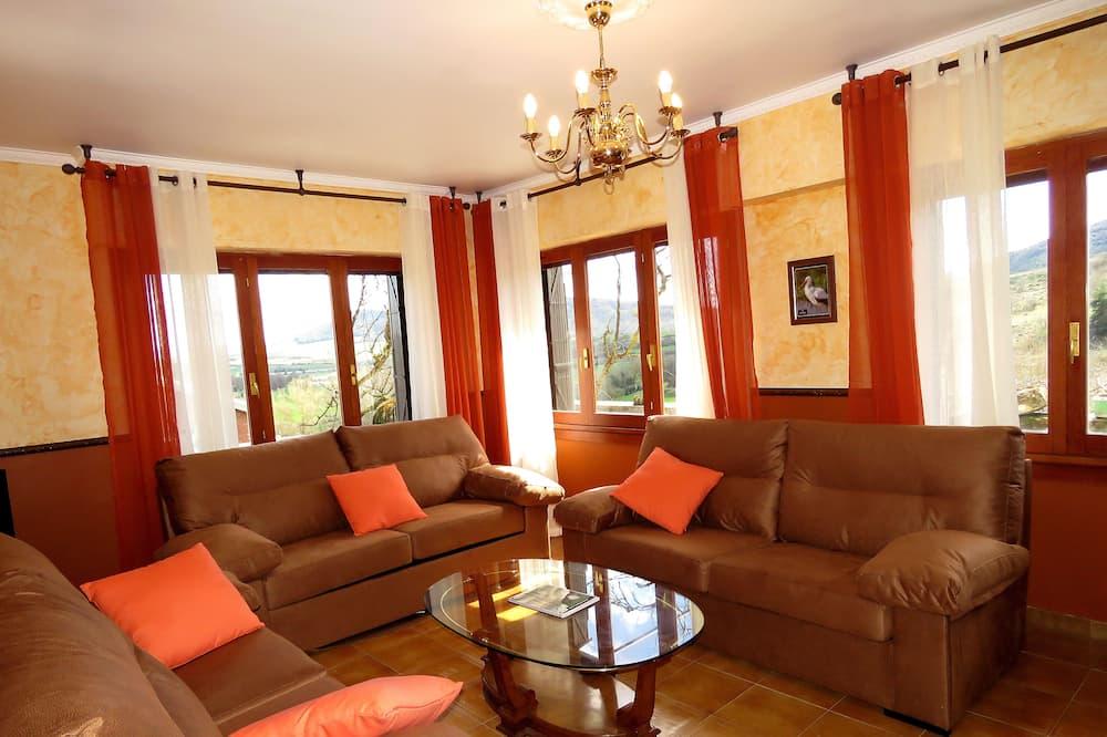 Διαμέρισμα, 4 Υπνοδωμάτια - Περιοχή καθιστικού