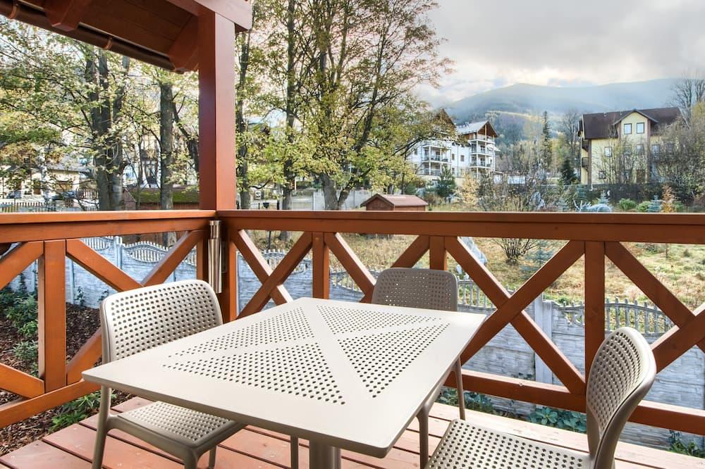 Apartament (G1 Delux) - Balkon