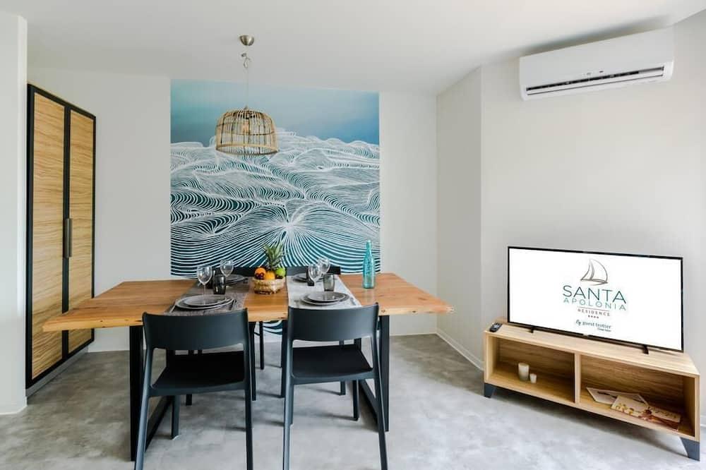 Apartemen, pemandangan laut (T2) - Area Keluarga