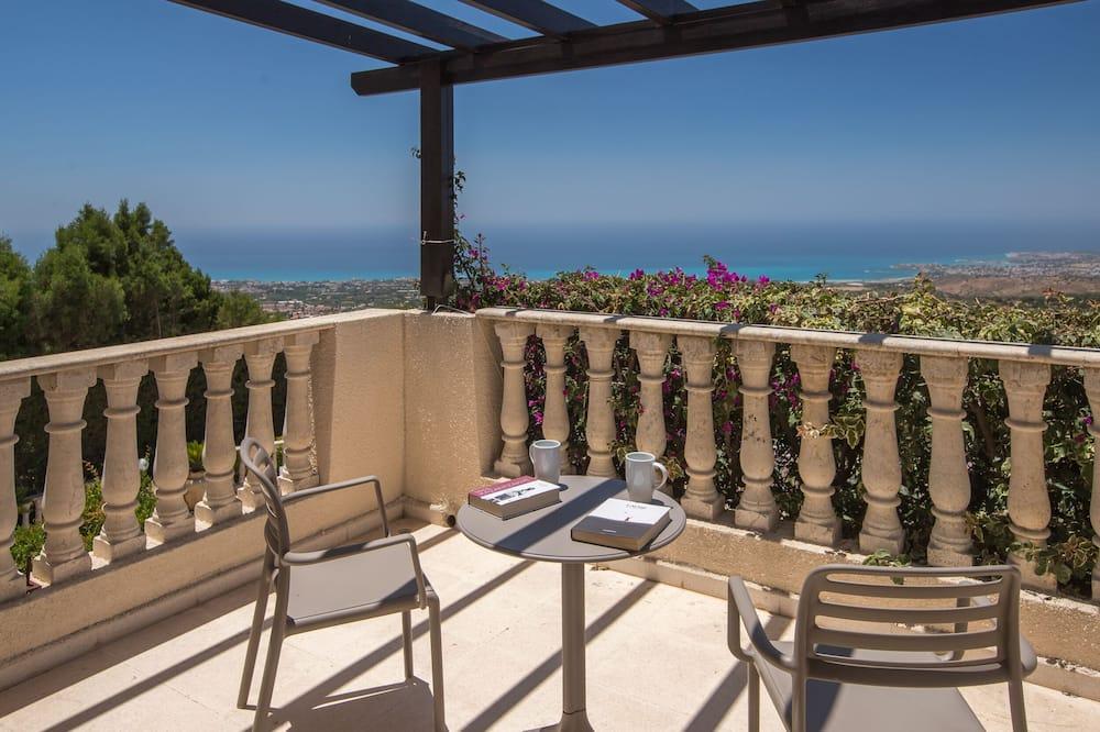 Villa de lujo - Balcón